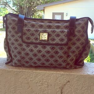 Dooney &bourke diaper bag